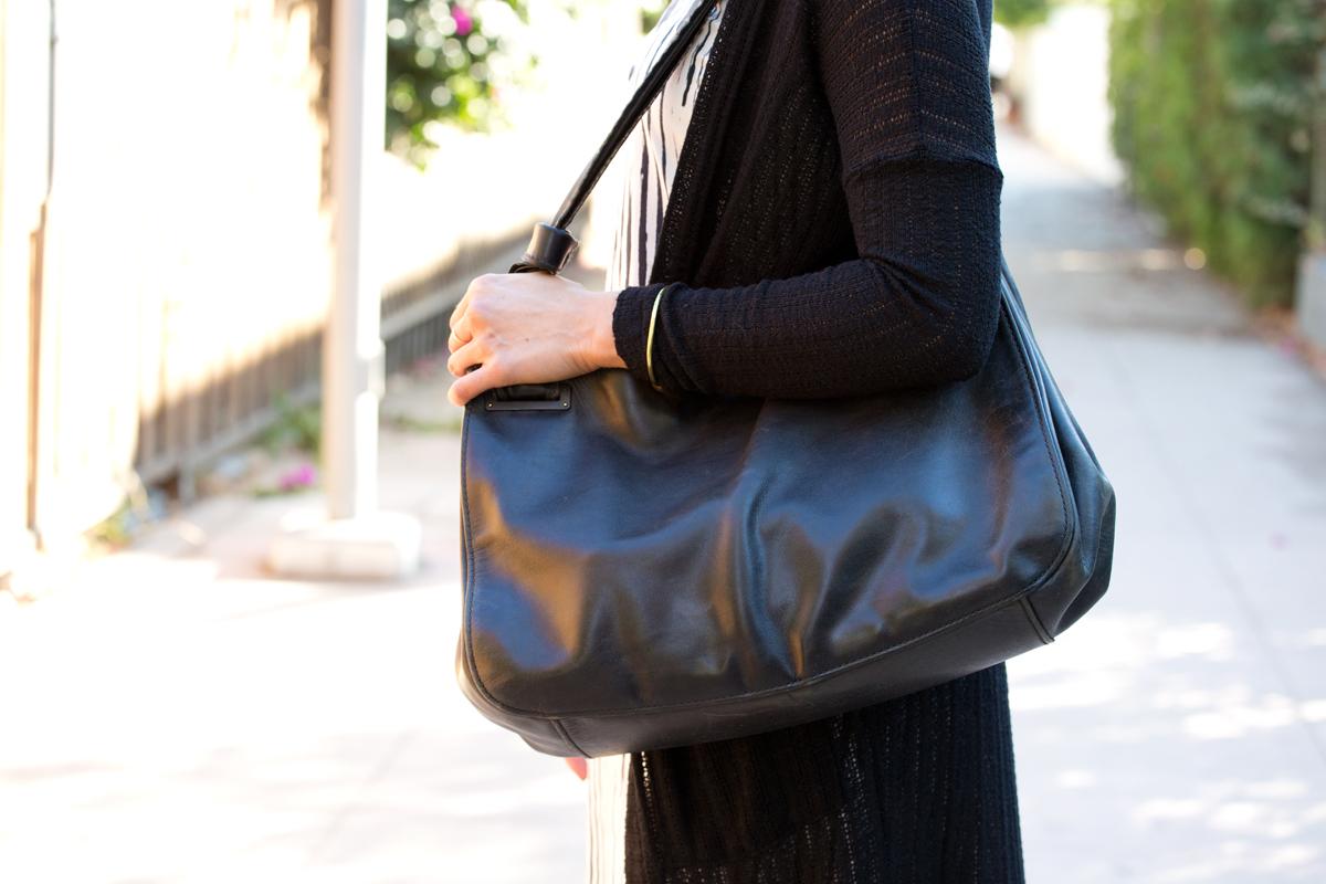 la model, los angeles style, fashion blogs, gucci handbag, dita glasses, lna sweater, kelly wearstler