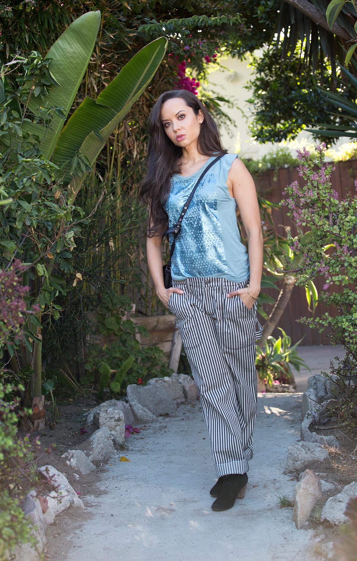 la model, los angeles, fashion blogs, phillip lim purse, kelly wearstler