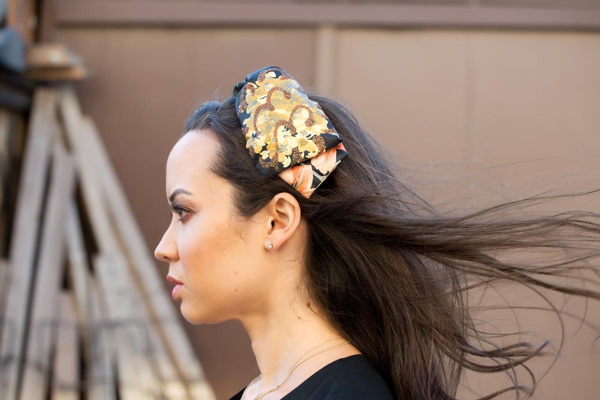ballerina, actress, costume, bow headband, l'ecole des femmes, lanvin flats, los angeles, fashion blogs, la model