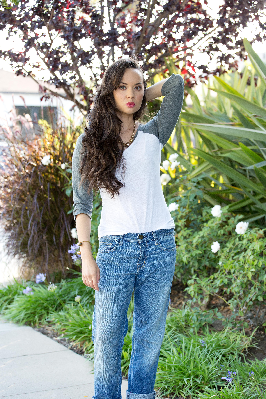 kelly wearstler, leopard heels, baseball tee, la model, style blog, wanderlust, travel blog, boyfriend jeans