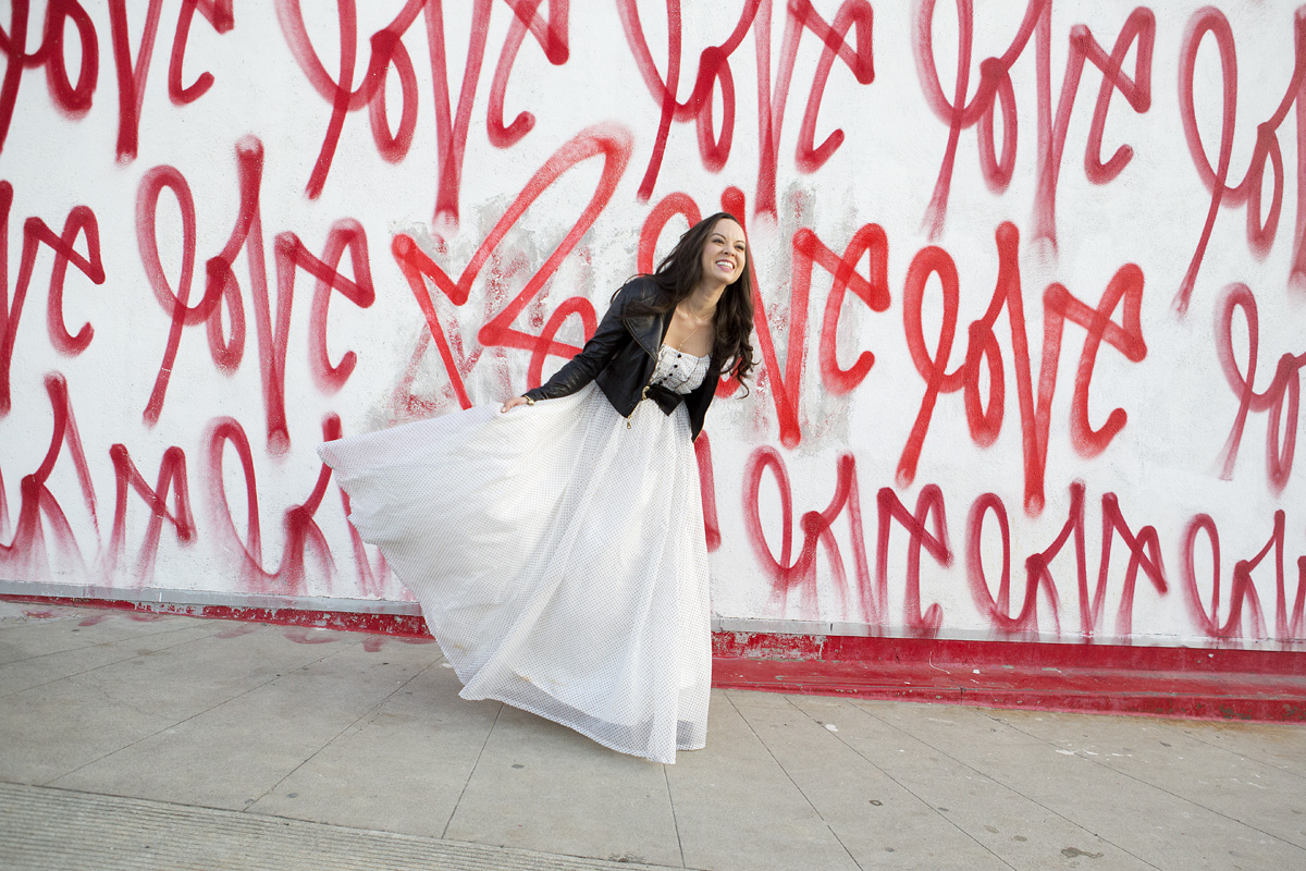 vintage ball gowns, love wall, love wall culver city, love wall los angeles, papillon, culver city photo shoot, camille newbern, ootd, ootn, the la survival guide, la survival guide, model los angeles, modeling los angeles, shopping la, shopping los angeles, drybar, drybar blowout, long hair blowout, blushington, enamel diction, enamel diction nail art, eurasian model, clare vivier, clare vivier clutch, black clutch, black flat clutch, shareen vintage dress, vintage gown, polka dot gown, polka dot dress, polka dot long dress, womens motorcycle jacket, womens leather motorcycle jacket, womens moto jacket, womens leather moto jacket, jerome rousseau heels, jerome c rousseau heels, papillon dog