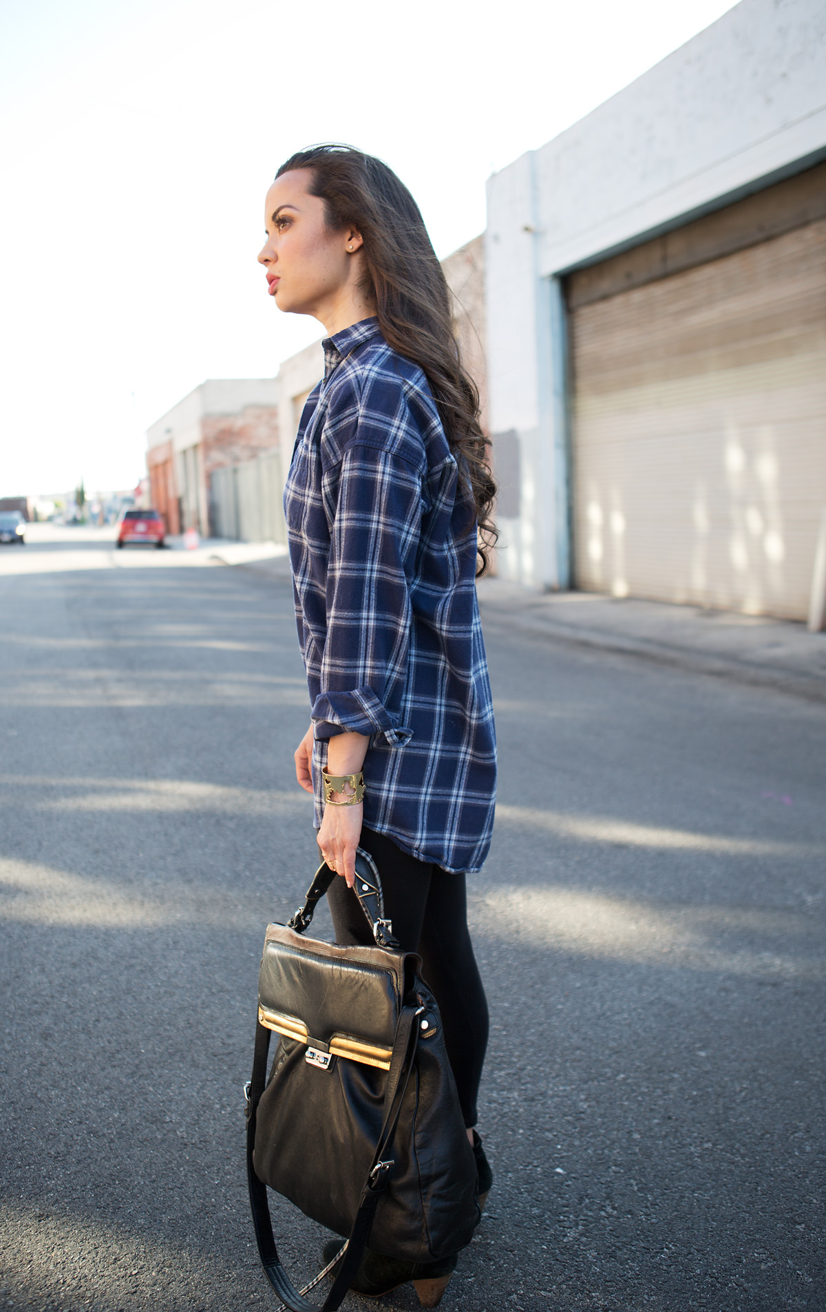 womens oversized flannel, model plaid, model flannel, womens flannel, womens plaid, oversized flannel, oversized plaid, uniqlo plaid, uniqlo flannel, uniqlo oversized shirt, uniqlo black leggings, womens black leggings, steve madden booties, steve madden black booties, steve madden pembrook booties, black suede booties, 3.1 phillip lim bag, 3.1 phillip lim purse, 3.1 phillip lim handbag, phillip lim black handbag, phillip lim black bag, phillip lim purse black , street style, model street style, downtown los angeles fashion, downtown fashion, los angeles fashion, dtla fashion, dtla style, downtown los angeles style, downtown style, bodychain, gold bodychain, body chain, gold body chain, ootd, perfect blowout, model eyelashes, model perfect lips, artelier globe cuff, artelier map cuff, bodychain, body chain, body chain shirt, bodychain shirt, gold bodychain, gold body chain, dtla photoshoot, dtla photo shoot, downtown la photoshoot, downtown la photo shoot, model dtla, model downtown la, model downtown los angeles, arts district, arts district la, arts district los angeles, artists district, artists district la, artists district los angeles, 6th street bridge la, 6th street bridge los angeles, drybar, blushington, drybar cosmo blowout, drybar model, drybar blowout, blushington makeup, rms beloved, rms lip2cheek beloved, off duty model style, los angeles style, camille newbern, papillon, the la survival guide, la survival guide, thelasurvivalguide, lasurvivalguide, eurasian models, eurasian actresses, los angeles fashion blogs, los angeles style blogs, shopping la, shopping los angeles, modeling la, modeling los angeles, long hair blowout, smile model, modeling smile, dog smile, papillon, papillon dog, los angeles photo shoot, model on dog walk, dog and model
