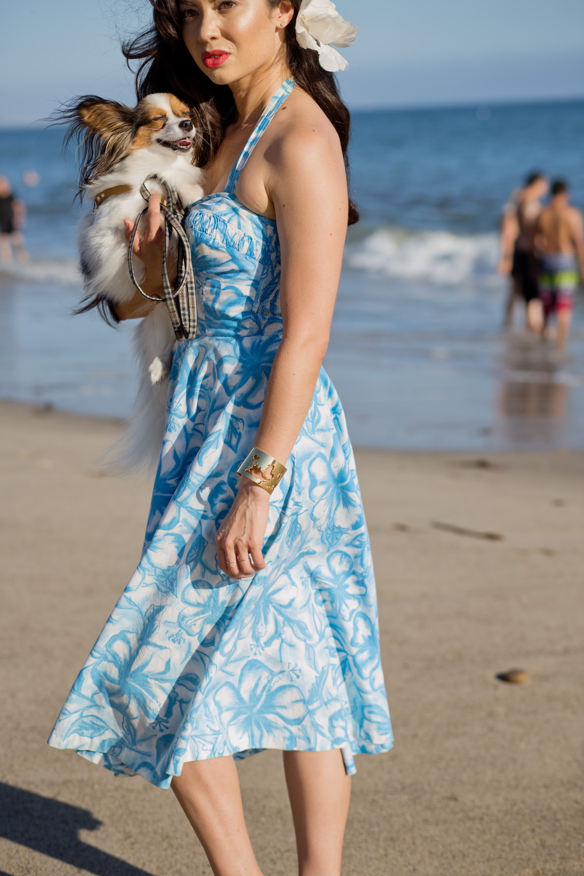 vintage hawaiian dresses, vintage hawaiian dress, hawaiian dress, blue hawaiian dress, vintage blue hawaiian dress, vintage blue dress, vintage halter dress, vintage blue halter dress, vintage floral halter dress, vintage blue floral halter dress, model hair wind, long hair wind, model beach rocks, dog beach rocks, will rogers beach, will rogers beach photo shoot, will rogers beach modeling, modeling beach, model beach, model dog beach, los angeles beaches, best la beach, best la beaches, best los angeles beach, best los angeles beaches, model walking beach, dress walking beach, dog walking beach, dog model walking, dog model walking beach, walking beach, gown walking beach, hair walking beach, michele lobosco, photographer michele lobosco, street style, model street style, beach los angeles fashion, beach fashion, los angeles fashion, bodychain, gold bodychain, body chain, gold body chain, street style, street style la, street style los angeles, ootd, perfect blowout, model eyelashes, model perfect lips, artelier globe cuff, artelier map cuff, bodychain, body chain, gold bodychain, gold body chain, drybar, blushington, drybar cosmo blowout, drybar model, drybar blowout, blushington makeup, off duty model style, los angeles style, camille newbern, papillon, the la survival guide, la survival guide, thelasurvivalguide, lasurvivalguide, eurasian models, eurasian actresses, los angeles fashion blogs, los angeles style blogs, shopping la, shopping los angeles, modeling la, modeling los angeles, long hair blowout, smile model, modeling smile, dog smile, papillon, papillon dog, los angeles photo shoot, model on dog walk, dog and model, camille newbern, camille hom newbern, imjudgingyou, pipthepap