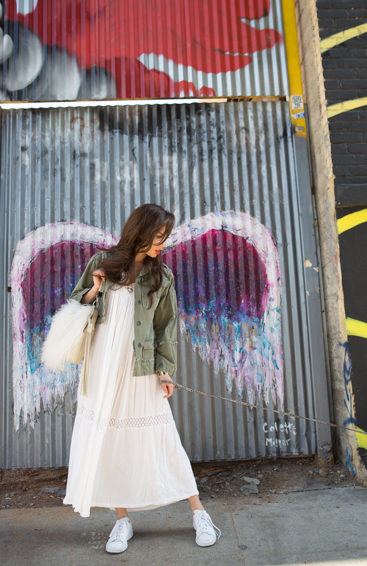"angel wings los angeles, angel mural, angel wings mural, angel mural la, angel mural los angeles, angel wings mural la, angel wings mural los angeles, custom stan smiths, custom adidas, custom stan smith adidas, womens white stan smith, womens white adidas, vintage army jacket, womens vintage army jacket, make a wish, make a wish san diego, ronald mcdonald, ronald mcdonald house, ronald mcdonald house charities, ronald mcdonald san diego, ronald mcdonald house san diego, Cristina Ramella ""World"" cuff, pajama trend, fashion pajamas, pajamas out of house, womens pajama top, womens pajama blouse, womens striped pajama top, womens striped pajama blouse, loeil, loeil rama pajama blouse, loeil blouse, loeil top, loeil shirt, off shoulder blouse, striped off shoulder blouse, off shoulder top, striped off shoulder top, pajama blouse, walls la, walls los angeles, street art la, street art los angeles, geren ford, geren ford scarf, black skinny scarf, black silk skinny scarf, redone elsa jeans, xiv karats, xiv karats los angeles, xiv karats beverly hills, xiv karats necklace, xiv karats ring, xiv karats diamond necklace, xiv karats diamond ring, catbird ny, catbird nyc, catbird rings, catbird gold rings, seoul little, seoul little los angeles, seoul little los angeles necklace, los angeles necklace, fashion blogger social media, blogging social media, blogger social media, fashion blog social media, fashion blog instagram, fashion blogger instagram, los angeles fashion blog instagram, los angeles fashion blogger instagram, fashion blog snapchat, fashion blogger snapchat, los angeles fashion blog snapchat, los angeles fashion blogger snapchat, fashion blog facebook, fashion blogger facebook, los angeles fashion blog facebook, los angeles fashion blogger facebook, graffiti, graffiti dtla, graffiti los angeles, graffiti la, graffiti downtown, graffiti downtown los angeles, graffiti downtown la, dtla, photoshoot dtla, photo shoot dtla, model dtla, downtown la, downtown los angeles, downtown la photoshoot, downtown la photo shoot, downtown los angeles photoshoot, downtown los angeles photo shoot, woman holding dog, model holding dog, la river photo shoot, la river photo shoot locations, la river model, la river model photo shoot, la river modeling, los angeles river, los angeles river photo shoot, 6th street bridge, 6th street bridge los angeles, 6th street bridge downtown la, 6th street bridge la, 6th street bridge downtown los angeles, 6th street bridge dtla, michele lobosco, photographer michele lobosco, how to write a fashion blog, starting a blog, how to write a blog, starting a fashion blog, how to start a blog, how to start a fashion blog, tips for writing blog, tips for fashion blog, building blog, building fashion blog, street style, model street style, downtown los angeles fashion, downtown fashion, los angeles fashion, dtla fashion, dtla style, downtown los angeles style, downtown style, bodychain, gold bodychain, body chain, gold body chain, street style, street style la, street style los angeles, dtla, ootd, perfect blowout, model eyelashes, model perfect lips, artelier globe cuff, artelier map cuff, bodychain, body chain, gold bodychain, gold body chain, dtla photoshoot, dtla photo shoot, downtown la photoshoot, downtown la photo shoot, model dtla, model downtown la, model downtown los angeles, arts district, arts district la, arts district los angeles, artists district, artists district la, artists district los angeles, 6th street bridge la, 6th street bridge los angeles, drybar, blushington, drybar cosmo blowout, drybar model, drybar blowout, blushington makeup, rms beloved, nars lipstick, nars heat wave, nars heat wave lipstick, heat wave lipstick, off duty model style, los angeles style, camille newbern, papillon, the la survival guide, la survival guide, thelasurvivalguide, lasurvivalguide, eurasian models, eurasian actresses, los angeles fashion blogs, los angeles style blogs, shopping la, shopping los angeles, modeling la, modeling los angeles, long hair blowout, smile model, modeling smile, dog smile, papillon, papillon dog, los angeles photo shoot, model on dog walk, dog and model, papillon dog, los angeles photo shoot, model on dog walk, dog and model, camille newbern, camille hom newbern, imjudgingyou, pipthepap"