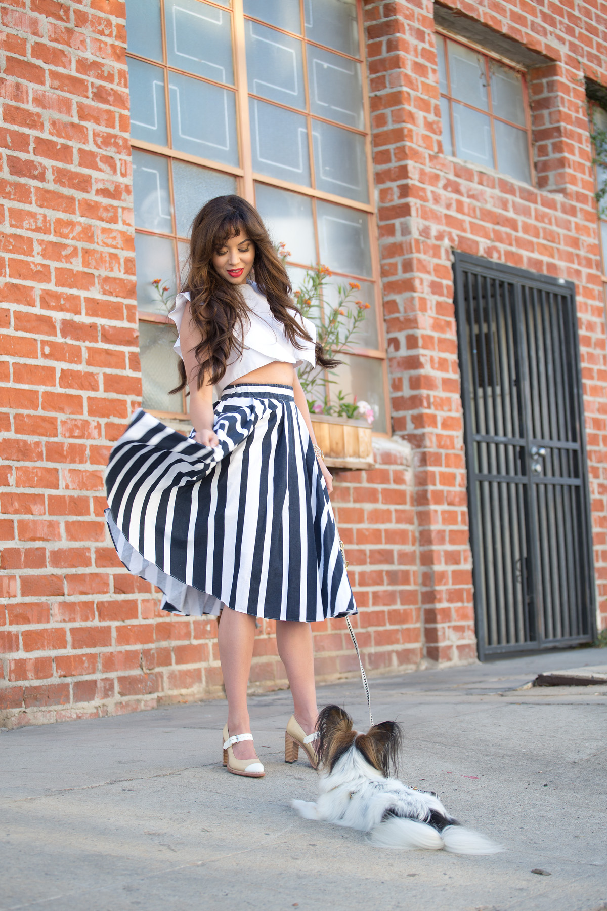 AS9A3356_LR - Beaming From the Inside Out by popular LA style blogger The LA Survival Guide