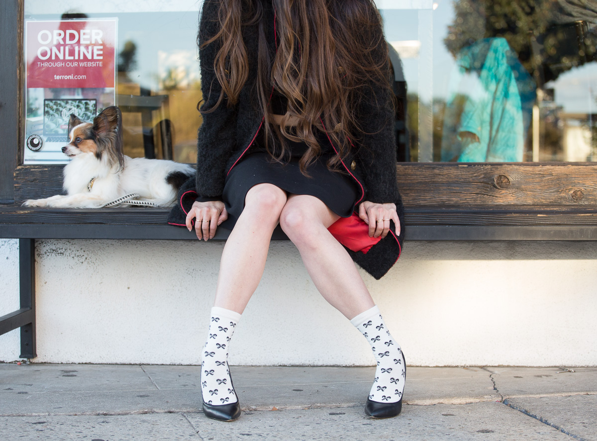 Out of Office by popular Los Angeles style blogger The LA Survival Guide